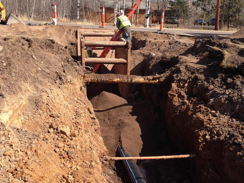 Water Main Projects